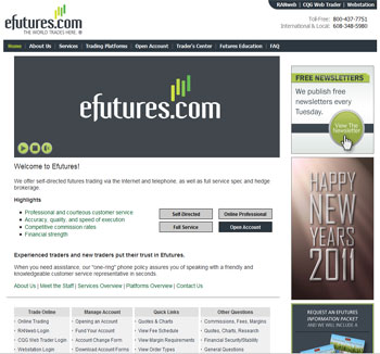 Efutures Reviews