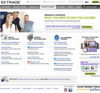 ETrade Reviews