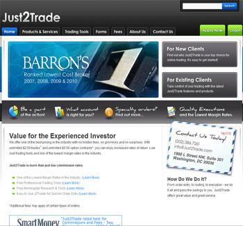 Online broker ratings 2011