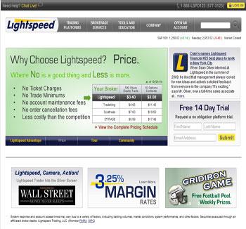 Lightspeed Trading Reviews